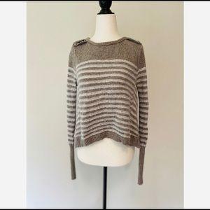 Free People Wool Blend Sweater Size XS